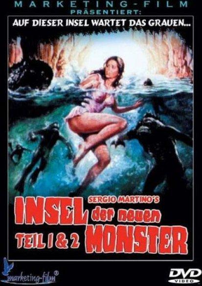 Insel der neuen Monster Teil 1+2 -- via Amazon Partnerprogramm