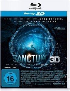 Sanctum (3D) (Blu-ray)