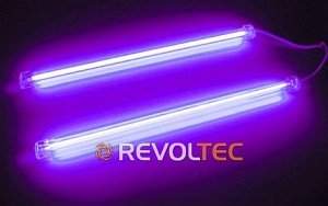 Revoltec CCF/neonówka Twin zestaw UV, 30cm (RM026)