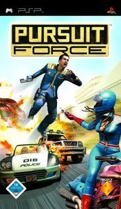 Pursuit Force (deutsch) (PSP)