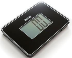 Tanita HD-386 Pocket black electronic personal scale