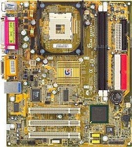 Gigabyte GA-8VD667K, i845GV (DDR)