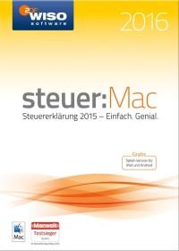 Buhl Data WISO Steuer:Mac 2016, ESD (deutsch) (MAC)