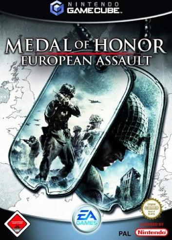 Medal of Honor - European Assault (deutsch) (GC) -- via Amazon Partnerprogramm