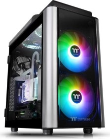 Thermaltake Level 20 GT ARGB schwarz/silber, Glasfenster (CA-1K9-00F1WN-02)