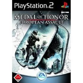 Medal of Honor - European Assault (PS2)