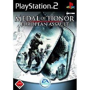 Medal of Honor - European Assault (deutsch) (PS2)