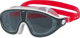 Speedo Biofuse Rift Mask Schwimmbrille red/grey/smoke (811775C813-ONESZ)