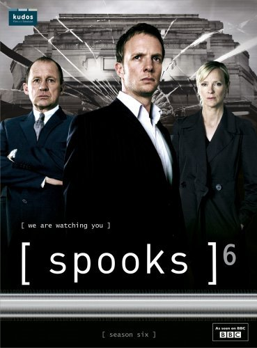 Spooks Season 6 (UK) -- via Amazon Partnerprogramm