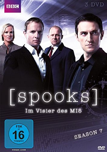 Spooks Season 7 (UK) -- via Amazon Partnerprogramm