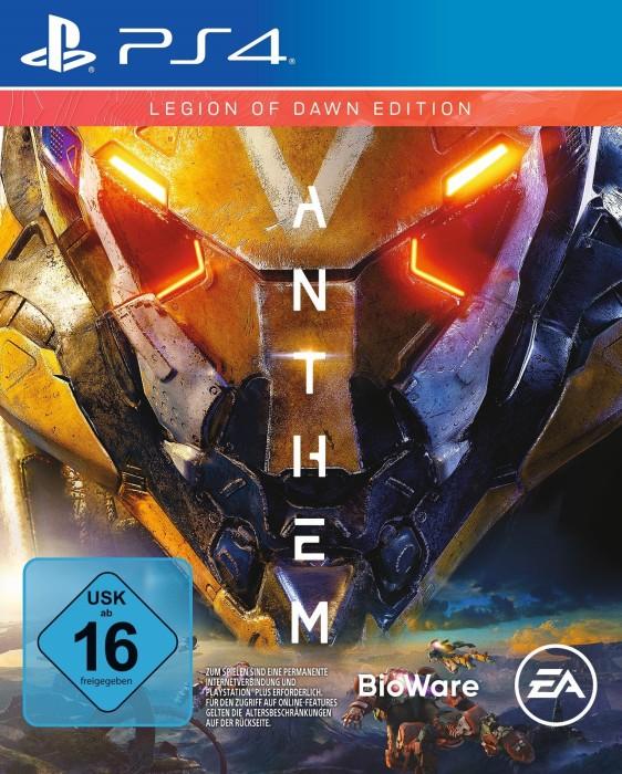 Anthem - Legion of Dawn Edition (English) (PS4)