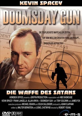 Doomsday Gun - Die Waffe des Satans -- via Amazon Partnerprogramm