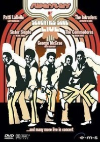 Superstars of Seventies Soul - Live