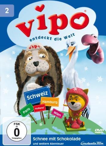 Vipo entdeckt die Welt Vol. 2: Schnee mit Schokolade -- via Amazon Partnerprogramm