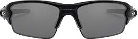 Oakley Flak 2.0 Polarized polished black/black iridium (OO9295-07)