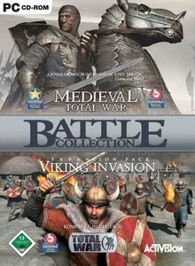 Medieval: Total War - Battle Collection (niemiecki) (PC)