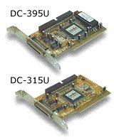 Areca/Tekram DC-315U, PCI