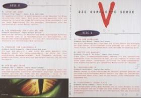 V - Die außerirdischen Besucher kommen Box (Season 1-2)