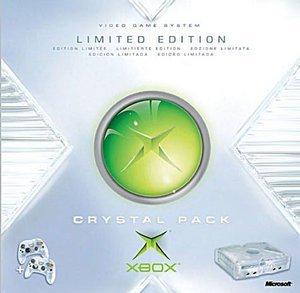 Microsoft Xbox Crystal Pack