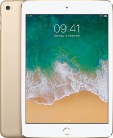 Apple iPad mini 4 128GB, gold (MK9Q2FD/A)