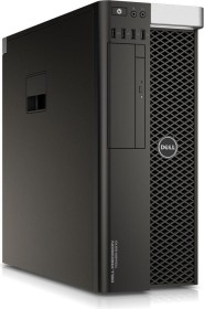 Dell Precision Tower 5810 Workstation, Xeon E5-1650 v3, 16GB RAM, 512GB SSD, Quadro M2000 (W80CW)