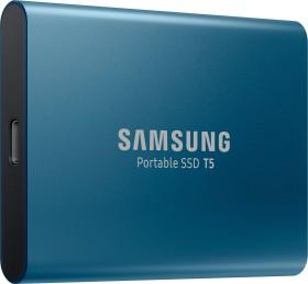 Samsung Portable SSD T5 blau 250GB, USB-C 3.1 (MU-PA250B)