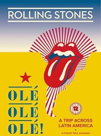 Rolling Stones - Ole Ole Ole! - A Trip Across Latin America (DVD)