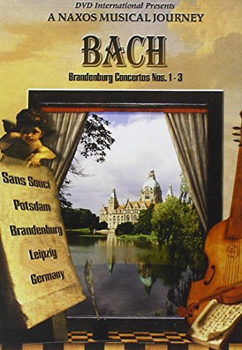 Johann Sebastian Bach - Brandenburgisches Konzerte 1-3 -- via Amazon Partnerprogramm