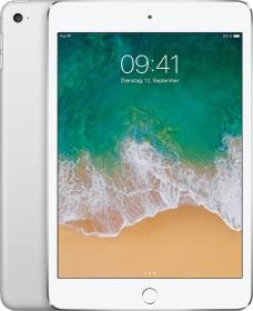 Apple iPad mini 4 128GB, silber (MK9P2FD/A)