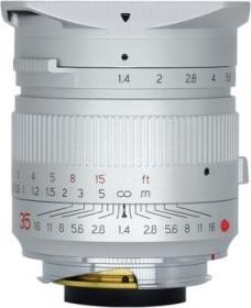 TTArtisan 35mm 1.4 für Leica M silber