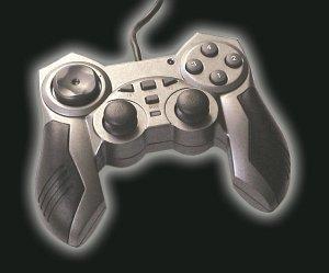 Ultron BlackFire FF Gamepad, USB (PC) (2397)