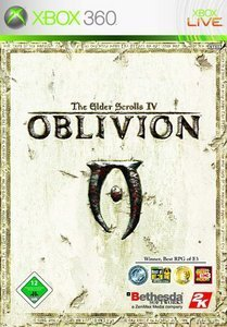 Elder Scrolls 4: Oblivion (deutsch) (Xbox 360)