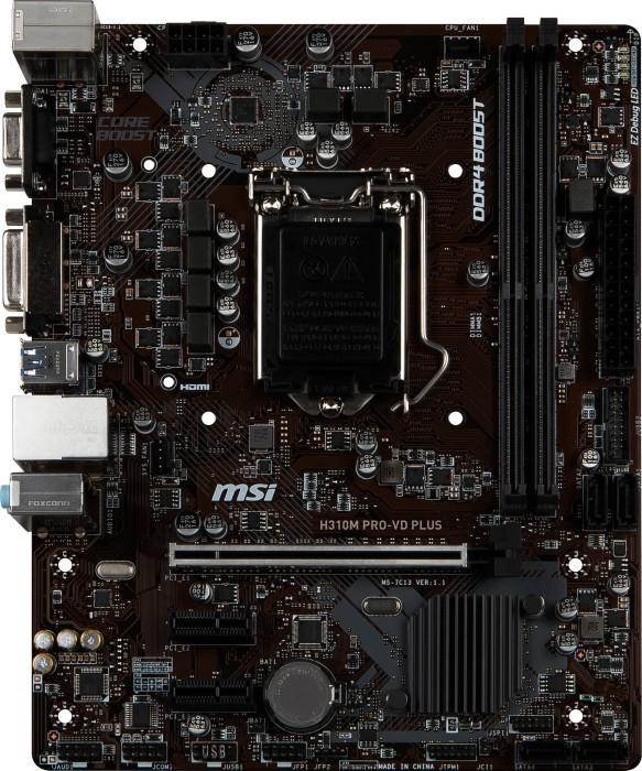 MSI H310M Pro-VD Plus (7C13-003R)
