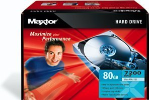 Maxtor 7200RPM Series kit 80GB, IDE (L14J080G)