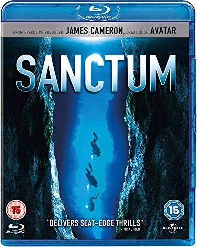 Sanctum (Blu-ray) (UK) -- via Amazon Partnerprogramm