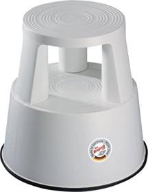 Wedo Step roller stool plastic, light grey (212-237)