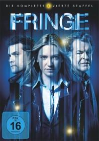Fringe - Grenzfälle des FBI Season 4 (DVD)