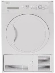 Beko DCU7230 condenser tumble dryer