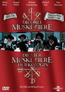 Die drei Musketiere/Die vier Musketiere der Königin