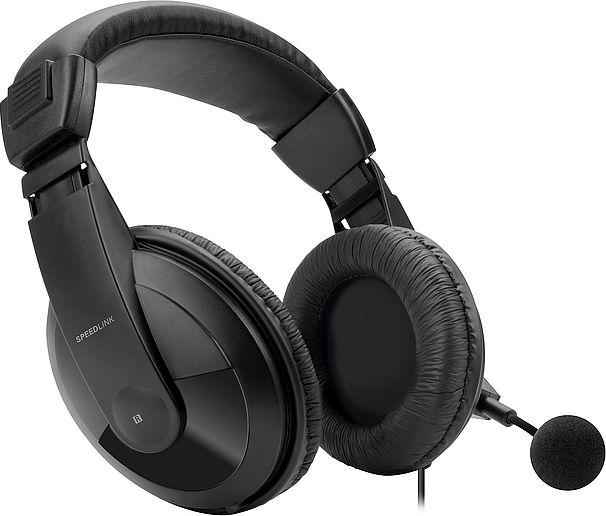 Speedlink Tenuri headset czarny (PS4) (SL-4531-BK)
