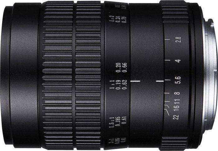 Laowa 60mm 2.8 2:1 Ultra-Macro für Sony A