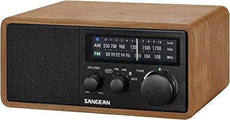 Sangean WR-11BT orzech -- via Amazon Partnerprogramm