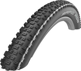 "Schwalbe Rapid Rob LiteSkin SBC 27.5x2.25"" Tyres white stripes (11101396)"