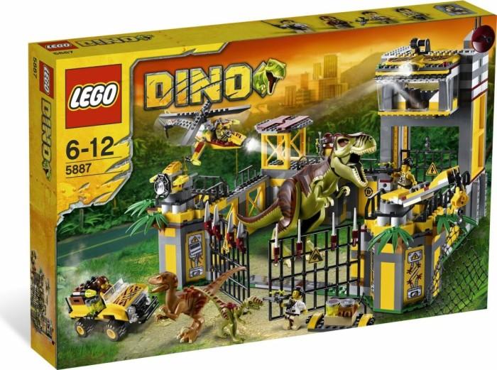 LEGO - Dino - Dino Defense HQ (5887) -- via Amazon Partnerprogramm