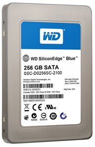 "Western Digital SiliconEdge Blue 128GB, 2.5"", SATA II (SSC-D0128SC-2100)"
