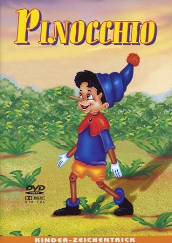 Pinocchio (animation) -- via Amazon Partnerprogramm