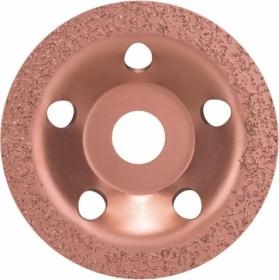 Bosch Wolfram Carbide Topfscheibe flach 115mm fein, 1er-Pack (2608600177)