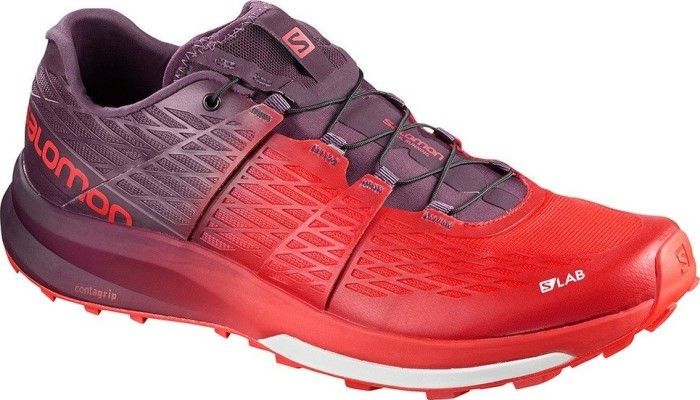 Salomon S-Lab Ultra racing red/maverick/white (402139)