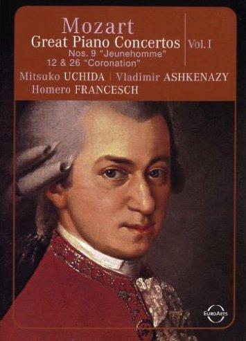 Wolfgang Amadeus Mozart - Die großen Klavierkonzerte Vol. 1 -- via Amazon Partnerprogramm