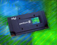 Intel Pentium III 550MHz (FC-PGA) (550E)